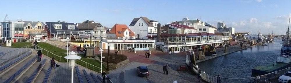 Hafen von Büsum